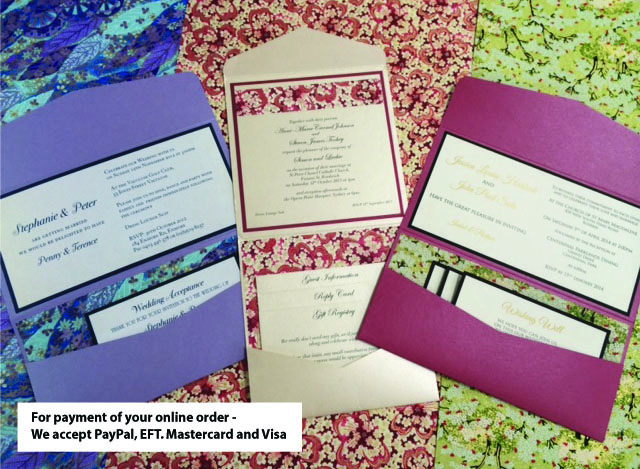 Invitations for Homepage